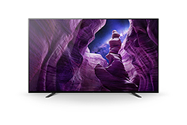 KD-65A8H 65 型 4K OLED 智慧電視 (Android TV)