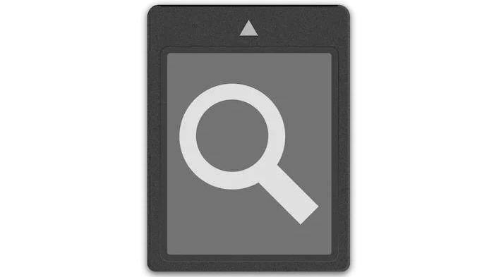 掃描並監控您的記憶卡