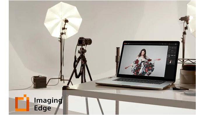 Imaging Edge™ Remote、Viewer 與 Edit 電腦版應用程式