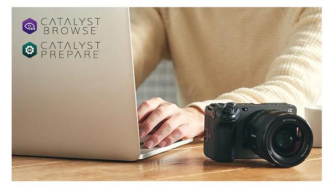 Catalyst 可幫助您穩定影像、方便剪輯