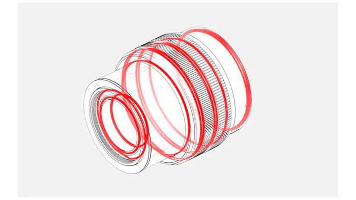 防塵防滴2設計