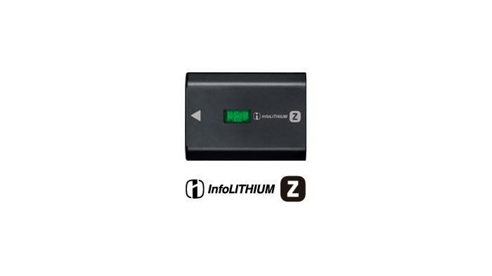 Z 電池提供持久的電池續航力