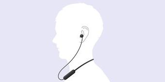 平廣 SONY WI-C200 白色 藍芽耳機 送袋公司貨保 另售atob VSD1Si VSD1S 喇叭 人因 隨身聽